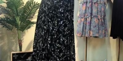 今年的碎花裙,为什么感觉特别流行?