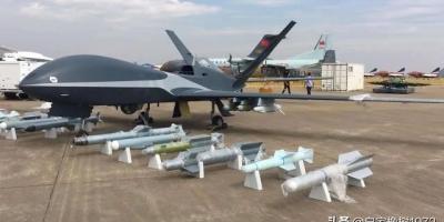 中国察打一体无人机处于什么水平,比阿塞拜疆土耳其美国的如何?