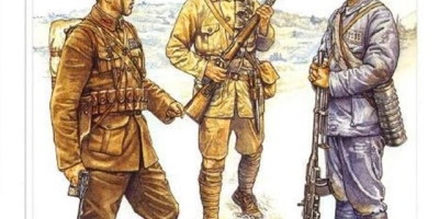 二战时期的日本海军和陆军为什么互相看对方不顺眼?