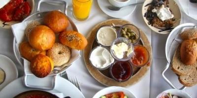 以色列人的早餐吃什么?