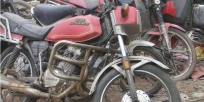 """农村回收""""旧摩托车""""的利润大吗?回收的摩托车哪去了?"""