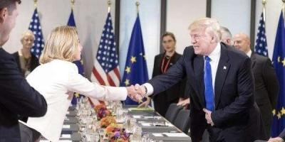 整个欧盟的经济、军事、科技实力比得上美国吗?