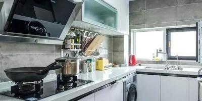 家居装修厨房的格局要怎样设计才合理?