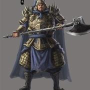 曹操手下五大猛将,典韦许褚肯定上榜,看看剩下三人都有谁?
