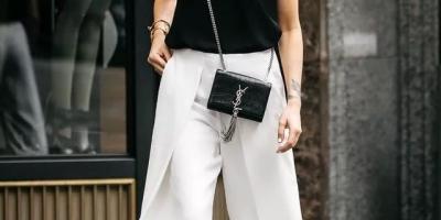 除了黑色,还有哪些颜色款式的阔腿裤值得尝试?