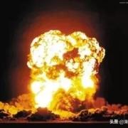 原子弹在1公里外爆炸,跳进河里可以活命么?