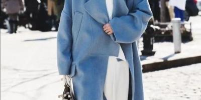 大衣和阔腿裤怎么搭配?