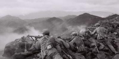 在战场上战友阵亡是什么感觉?