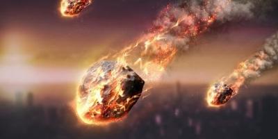 最强壮的人赤手空拳能抵挡住陨石的降落吗?