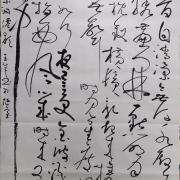 杨玉生一农民写出的狂草怎么样?