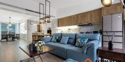 100平现代风格包含部分家具,预算不超15万,应该如何装修呢?