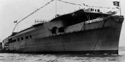 二战为什么德军不发展航母?
