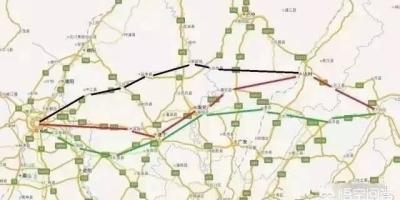 成遂达万高铁是否经过四川乐至县?