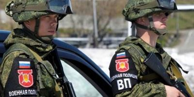 俄军向叙利亚派遣宪兵部队做什么?