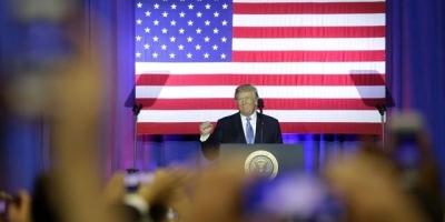 特朗普当选总统以来,实现了哪些竞选承诺?