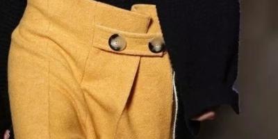 毛呢裤搭配怎样的上衣好看?