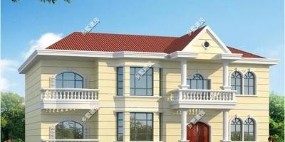 有一块宅基地宽14x长18,怎么设计比较好?