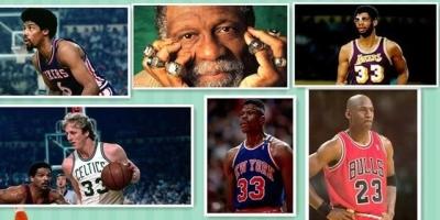 NBA各球队史上MVP分别是谁?