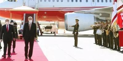 阿亚战争硝烟未尽,又蹿至北塞浦路斯去挑衅,土耳其总统想干啥?