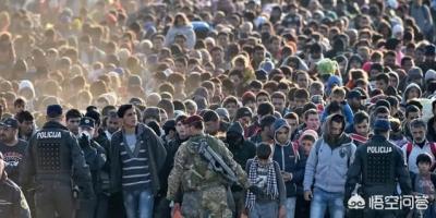 为什么伊拉克叙利亚难民不去迪拜沙特卡塔尔这些国家?