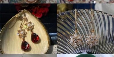 淘宝上有哪些美到窒息,让人无限回购的饰品店?