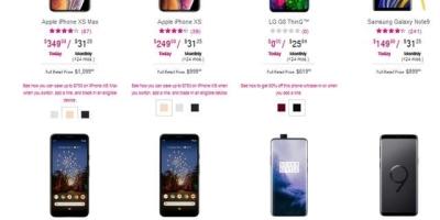 中国有很多品牌的手机,但是美国却只听说过苹果,美国只有苹果手机吗?