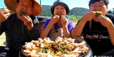 """照理说事,有些人说""""韩国人吃不起肉,日本人吃不起西瓜"""",是搞笑吗?"""