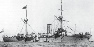 北洋水师在炮管上晾衣服的说法有依据吗?