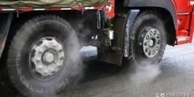有防货车发热的轮毂吗?怎么样?