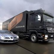 500马力的跑车和500马力的重卡,动力是一样的吗?