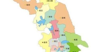 如果江苏每一个城市,发展的和苏州一样,那江苏在全国会有多牛?