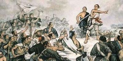 中国历史上有哪十大农民起义?