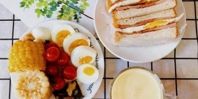如何快速做一个营养美味的早餐?