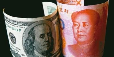 人民币升值;出口升;美元贬值,请问为什么外汇占款会下降?