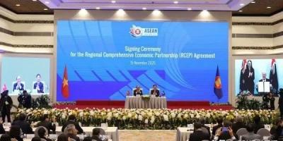 为什么日本和韩国加入RCEP,不怕得罪美国?