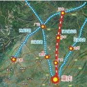 安康至汉中会通高铁吗?
