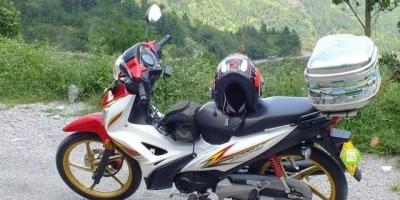 弯梁摩托车在加油站多的情况下,可以跑2000公里左右的长途吗?
