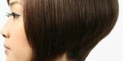 剪什么样的短发最减龄?