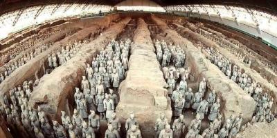 秦始皇兵马俑有什么诡异的地方?