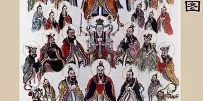 中外历史和神话中有多少个大帝?