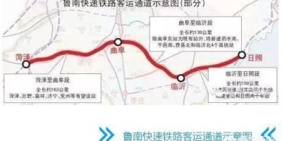 鲁西南高铁规划是怎么样的?