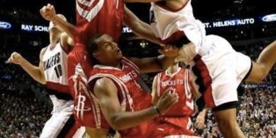 姚明在NBA的时候有过绝杀的球吗?
