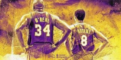 NBA里最强的后卫+中锋组合有哪些?