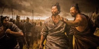 陈胜、吴广起义是怎么引起的?这次起义有什么伟大意义?