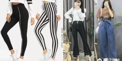 什么版型的牛仔裤最显瘦?