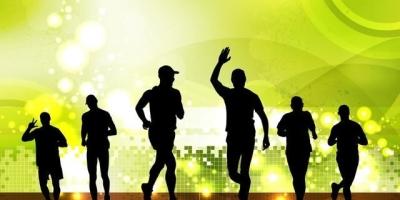 想问一下大家跑步的时候都会做什么?