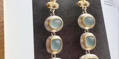 你见过最漂亮的海蓝宝石是什么样子的?