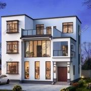 农村自建房,占地120平米,建筑面积300平米,两层半,怎么建好?