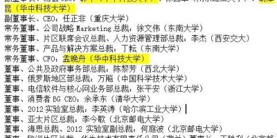 华为为什么要在武汉建立研究所?