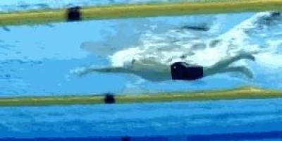 游泳运动员和普通人的游泳速度差距有多大?